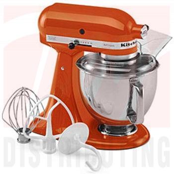 Ksm150pspn kitchenaid artisan 5 quart stand mixer persimmon - Kitchenaid artisan stand mixer parts ...