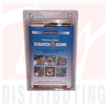 Wx05x10210 Scratch B Gone Stainless Steel Repair Kit