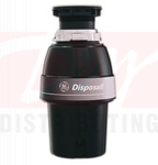 GE GFC535FDS 1/2 HP Continous Feed - Garbage Disposal