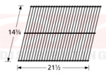 BBQ Gas Grill Galvanized Steel Wire Rock Grate - 92401