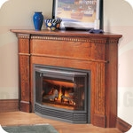 Continental Direct Vent Gas Fireplace