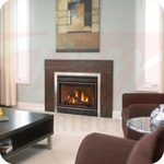 Continental Natural Vent Gas Fireplace