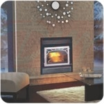 Continental Wood Burning Fireplace