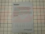 Haier TV Use & Care Manual