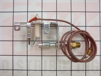 R5171 Empire Fireplace Natural Gas Pilot With Thermocouple