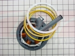 Fisher & Paykel Dishwasher Pump & Motor Assembly