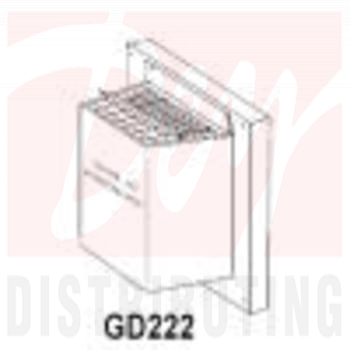 Napoleon fireplace wall cap GD222 likewise 1020000 further Ge Front Loading Washer Anatomy further Dir Kids Baby furniture And Decorations children S Bookcase 0107368 moreover Wiring Diagram For Samsung Ice Maker. on kitchenaid disposal parts