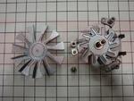 Whirlpool Range/Oven/Stove Fan Motor