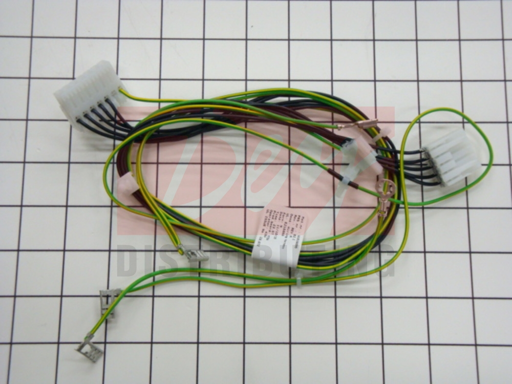 W10166995 - Whirlpool Washing Machine Motor Wiring Harness ... on cable harness, radio harness, engine harness, nakamichi harness, suspension harness, amp bypass harness, electrical harness, safety harness, oxygen sensor extension harness, battery harness, maxi-seal harness, dog harness, pet harness, obd0 to obd1 conversion harness, alpine stereo harness, fall protection harness, pony harness,