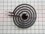 "Maytag 6"" Surface Element with Y Support and Black Medallion"