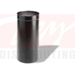 """M&G DuraVent 1675 6"""" Single Wall Stovepipe Oval to Round Adapter"""