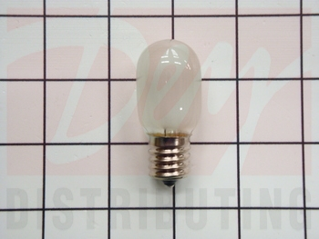 8183993 - Whirlpool Microwave Oven Light Bulb