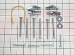 Whirlpool Microwave Oven Hardware Mounting Kit