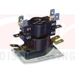 York/Luxaire/Fraser-Johnston Furnace Heat Sequencer Heat Relay