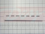 Electrolux Refrigerator Center Shelf Channel