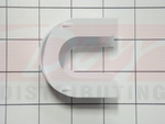 Electrolux Refrigerator Drawer Glide Pinion Cover