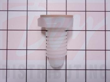 5303309673 - Frigidaire Washing Machine Leveling Leg With Pad
