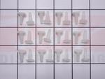 Frigidaire Refrigerator Plastic Rivet Clip