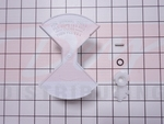 Frigidaire Dishwasher Detergent Cup Repair Kit