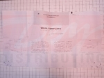 Frigidaire Microwave Oven Installation Wall Template