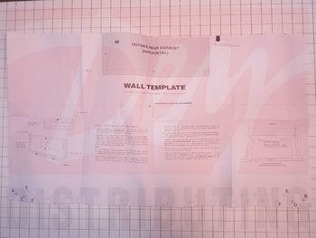 5304467833 Frigidaire Microwave Oven Installation Wall