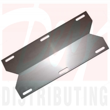 92631-MCM - BBQ Gas Grill Stainless Steel Heat Plate - 92631