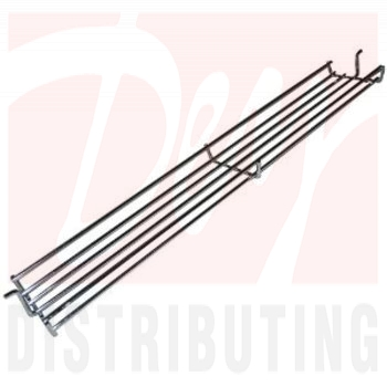 Bbq Gas Grill Stainless Steel Pipe Burner 12411 MCM as well Bbq Gas Grill Chrome Steel Wire Warming Rack 02346 MCM furthermore A s Filter Paper P9314 74 Unpowdered Round p 200 furthermore Wells WS 50398 Warmer Element 240V 1200W p 29459 further General electric range thermal limit switch WB24K5033. on kitchenaid bbq parts
