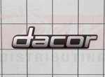 Dacor Dishwasher/Refrigerator/Oven Small Logo