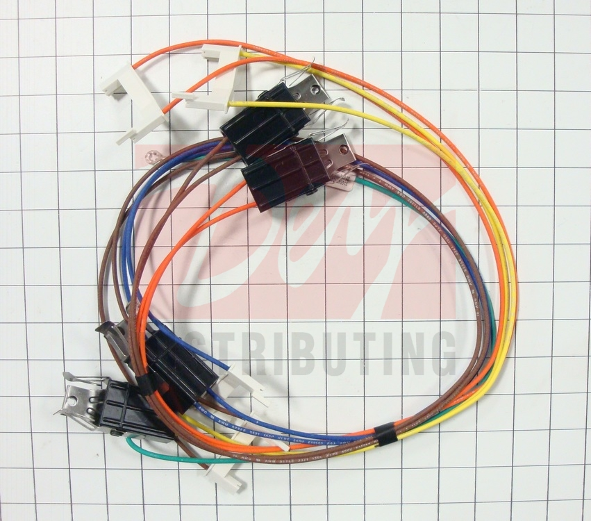 Admirable 316580400 Frigidaire Range Stove Oven Wire Harness Dey Appliance Wiring Cloud Xeiraioscosaoduqqnet