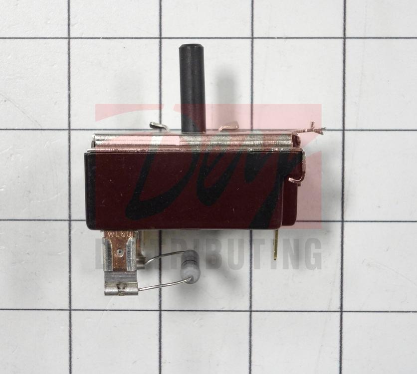 37001165 Maytag Dryer Heat Selector Switch Dey
