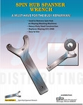 Sensible Products Washing Machine Spanner Wrench