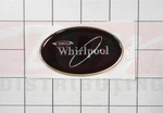 Whirlpool Refrigerator Nameplate