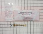 Whirlpool Washer/Dryer LP Gas Conversion Kit