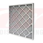 Merv 8 Pleated Furnace Filter - 16 x 25 x 4