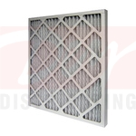 Merv 8 Pleated Furnace Filter - 20 x 25 x 4
