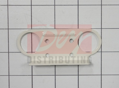 12968202q Whirlpool Refrigerator Stop Door Bisque