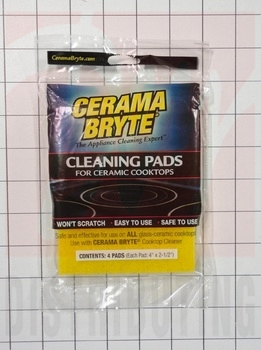 WX10X350 - Cerama Bryte Cleaning Pads