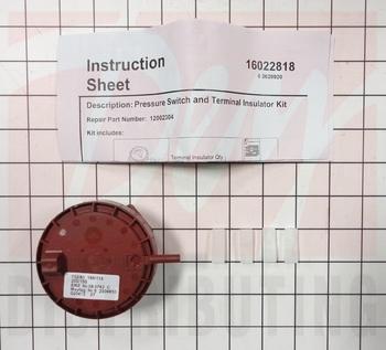 12002304 - Maytag Washing Machine Water Level Pressure Switch