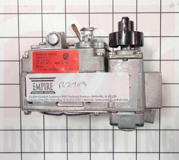 R2703 Empire Fireplace Lp Gas Valve
