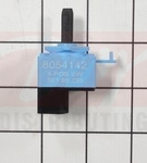Whirlpool Washer/Dryer Heat Selector Switch