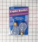 Frigidaire Universal Appliance Light Bulb 2 Pack