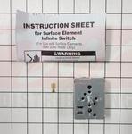 Whirlpool Range/Oven/Stove Infinite Switch