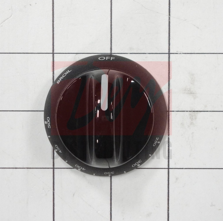 316109506 Frigidaire Range Oven Stove Thermostat Knob