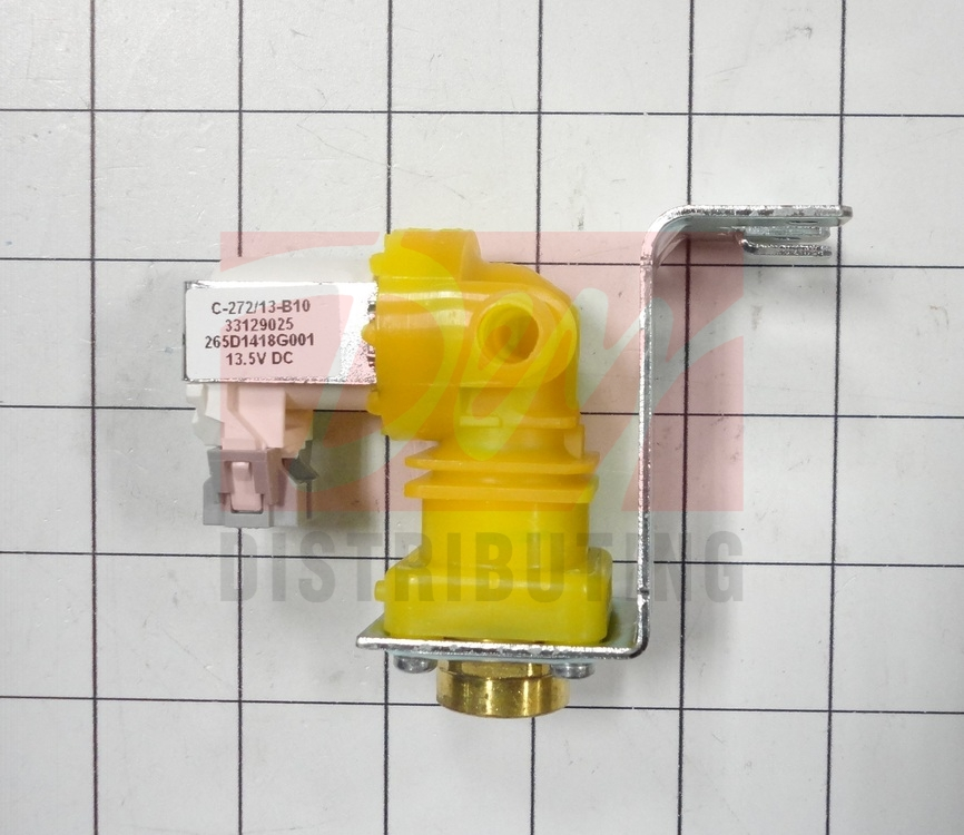 WD15X10015 - GE Dishwasher Water Inlet Valve | Dey Appliance ... on