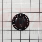 Jenn Air Range/Stove/Oven Control Knob