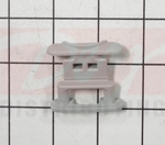 Maytag Dishwasher Dishrack Gray Stop Clip