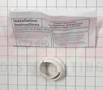 GE Refrigerator Dispenser Funnel Frame