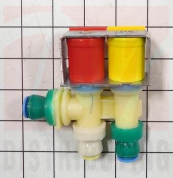 W10341320 Whirlpool Refrigerator Water Inlet Valve