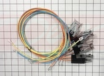 GE Range/Stove/Oven Element Receptacle and Wire Kit