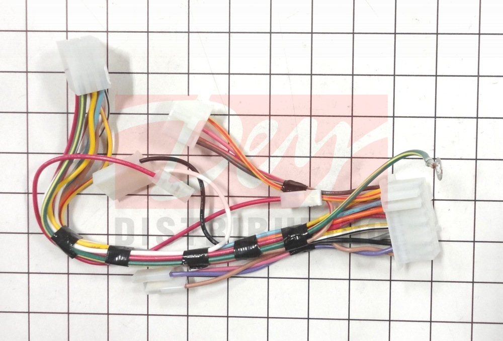 WP3406288 - Whirlpool Washer/Dryer Wire Harness | Dey ... on